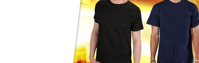 Keya Crew Neck Shirts 10-Pack
