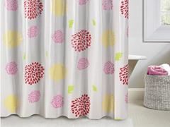 Whitney PEVA Shower Curtain