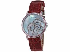 Valentino Rose Pattern, 114 Diamonds & 72 Rubies