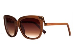 Juliet Sunglasses, Medium Woodgrain