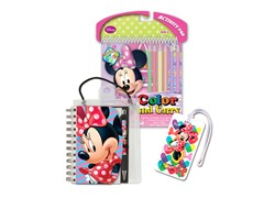 Minnie Bowtique Travel Set