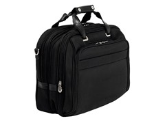 "Midway Nylon Fly-Thru™ 17"" Laptop Case"