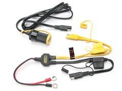 Dual Function Lead Set w/ Car Adapter