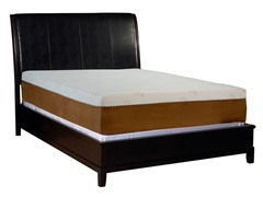 "8"" Queen Tri-Zone Memory Foam Mattress"