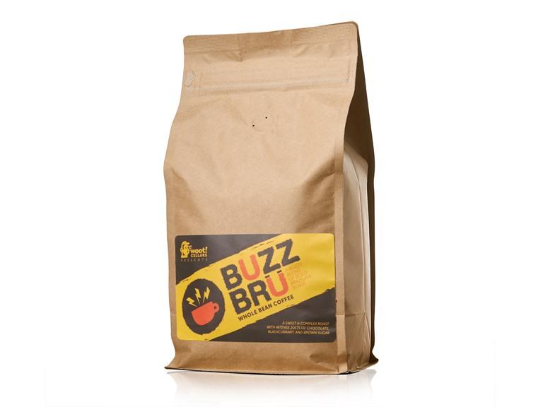 Woot Cellars Buzz Brü Coffee