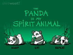 The Panda Is My Spirit Animal