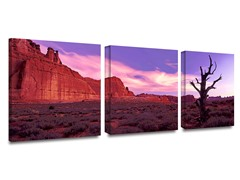 High Desert Dawn - Dean Uhlinger-2 Sizes