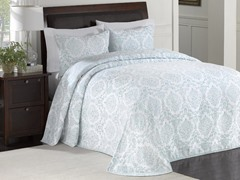 Nadine Bedspread - Queen - 2 Colors