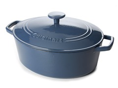 Cuisinart 5.5 Qt Casserole with Cover