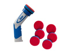 Household Power Scrubber w/ 6 Refills