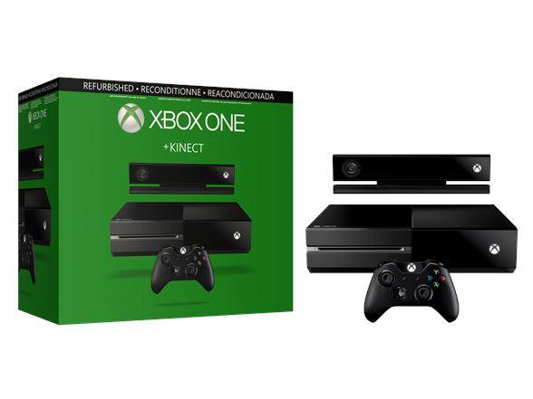 10c788e2c Microsoft Xbox One 500GB + Kinect   Game Bundle