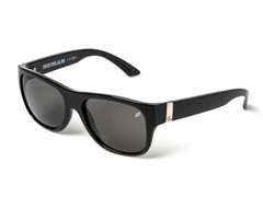 Polarized Bomar Base 6 Spherical, Black