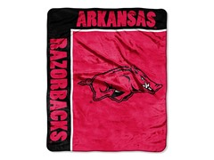 Northwest Arkansas Plush Throw