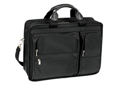 "Hubbard Double Compartment 17"" Laptop Case"