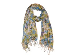 2-Pack Go Bright Print Scarves