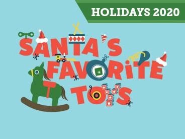 Santa's Favorite Toys