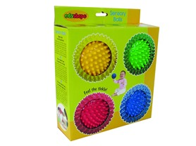 Sensory Ball Set of 4