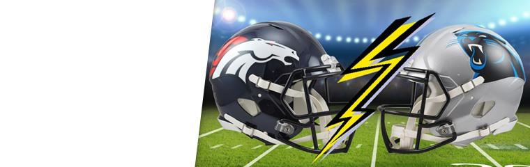 Panthers & Broncos Autographed Memorabilia