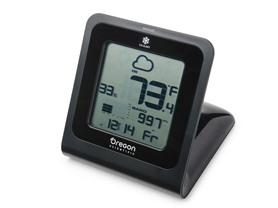 Touch Thermometer w/Humdity & Weather