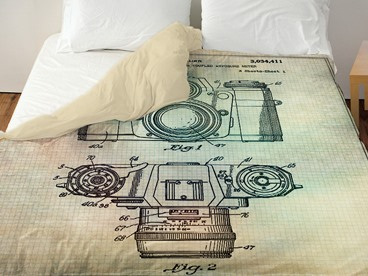 Blueprint Collection Bedding & Accessories