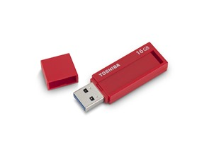 Toshiba TransMemory USB 3.0 Flash Drive - 3 Colors