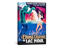 Creature From Black Lagoon-Fr. (2-Sizes)