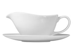 Luigi Bormioli Porcelain Gravy Boat