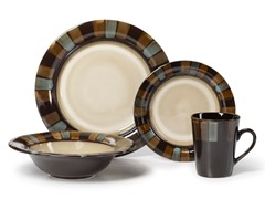 Cayman 16-Piece Dinnerware Set
