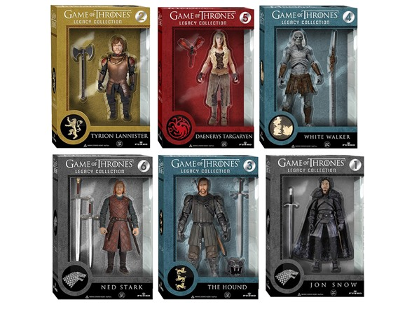 Game of Thrones Action Figures ZWT136166A