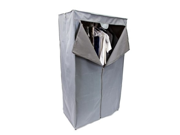 Origami Pop It Folding Closet System with Cover - photo#32