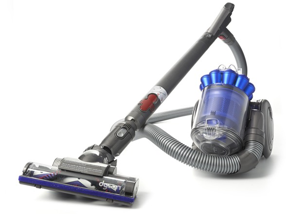 dyson dc26 compact canister vacuum. Black Bedroom Furniture Sets. Home Design Ideas