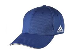 adidas adiTour Flex Fit Hat -Blue (L/XL)