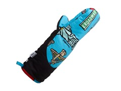 NYC Oven Mitt w/Silicone Insert