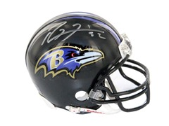 Ray Lewis Baltimore Ravens Replica Mini