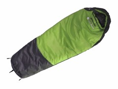 "Lucky Bums Kids 64"" Sleeping Bag - Green"
