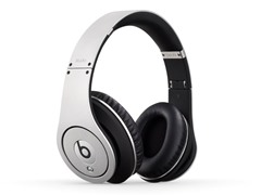 Beats Studio Over-Ear Headphones - Silver