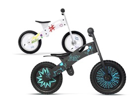 Smart Gear Graffiti Balance Bikes