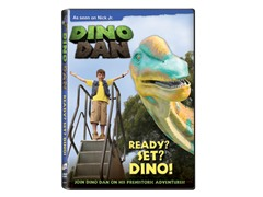 Dino Dan DVD - Ready? Set? Dino!
