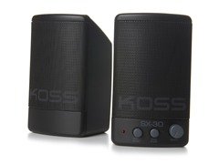 Koss 2pc Amplified Computer Speakers