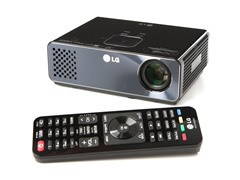 Micro-Portable Standalone LED Projector
