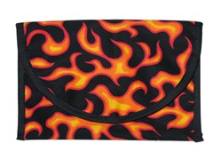 Flames Double Pouch