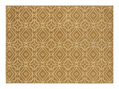 'Sybil Gold Indoor Area Rug (4 Sizes)' from the web at 'https://d3gqasl9vmjfd8.cloudfront.net/81753a8b-d24b-45ed-8a4c-206605541424.jpg'
