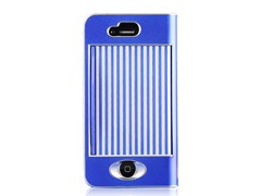 SpiritSlider iPhone 4/4S Slider Case - Blue