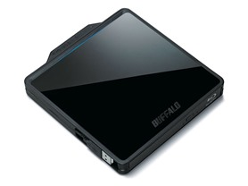 Buffalo MediaStation Portable Blu-Ray Writer