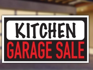 The Kitchen.Woot Garage Sale