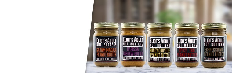 Eliot's Adult Nut Butters Peanut Butters (6)