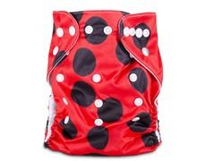 Ladybug Cloth Diaper