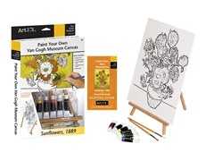 Paint Your Own Sunflowers