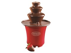 Mini Chocolate Fountain- Red