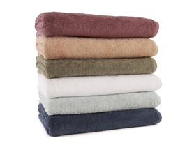700GSM Luxury Bath Sheets-S/2-6 Colors